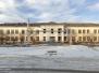 Бывшая Средняя школа № 1 Камень-Рыболов