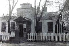 Здание, в котором располагался штаб казачьего войска
